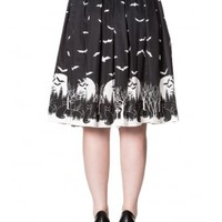 Banned Apparel Drew Skirt | Attitude Clothing