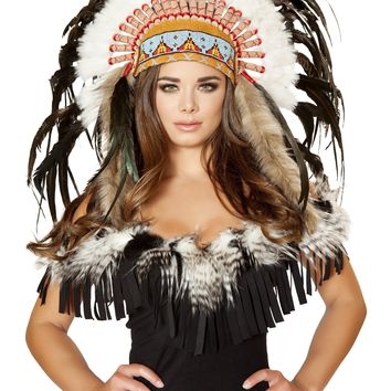 Roma RM-H4471 Native American Indian Headdress