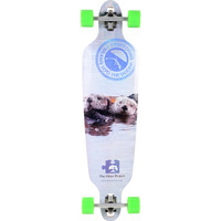 San Clemente Everything Drains Otter 39 Longboard Complete