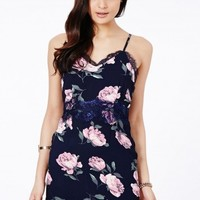 Missguided - Aleksandra Floral Cami Dress