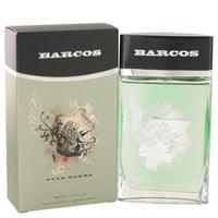 Barcos by YZY Perfume Eau De Parfum Spray 2.8 oz (Men)