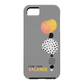 Elisabeth Fredriksson Find Your Balance Cell Phone Case