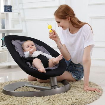 cradle Baby rocking chair baby chair chaise lounge placarders chair cradle newborn emperorship