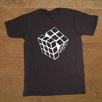 Puzzle Blocks Retro Gaming T Shirt