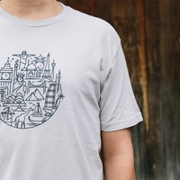 Limited-edition graphic tee