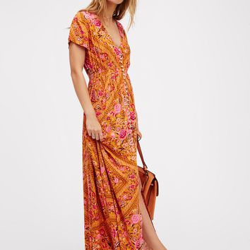 Free People Babushka Gown