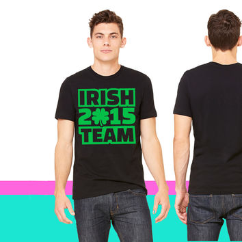Irish Team 2015 T-shirt