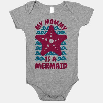 My Mommy is a Mermaid