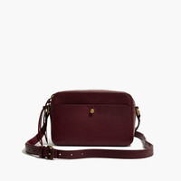 The Manchester Crossbody Bag in Leather