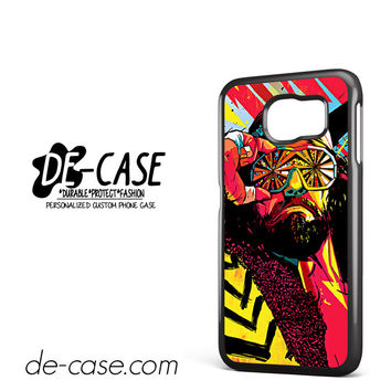 Macho Man Randy Savage DEAL-6760 Samsung Phonecase Cover For Samsung Galaxy S6 / S6 Edge / S6 Edge Plus