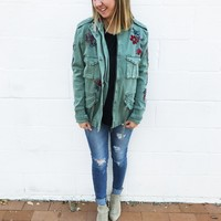 Woodstock Military Jacket