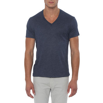 Solid Boss V Neck Tee