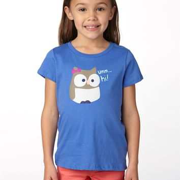 Roxy - Girls 2-6 Umm Hi Tee