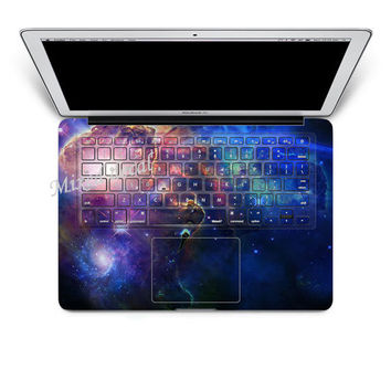 macbook keyboard decal sticker by MixedDecal on Etsy