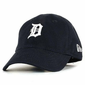 ESBON MLB Detroit Tigers Kids Core Classic Adjustable Hat
