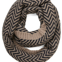 ModCloth Boho Morning Brew Circle Scarf