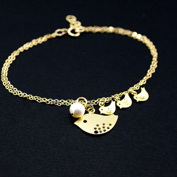8a4ff15453091 Best Personalized Baby Bracelets Gold Products on Wanelo