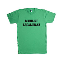 Marilize Legaljuana Legalize Marijuana Drug Drugs Getting High Munchies Relax Relaxing Smoking Pot SGAL2 Unisex T Shirt