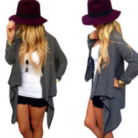 Cami Knit Black Cardigan