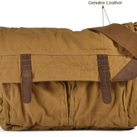 Casual Vintage Laptop Outdoor Bag