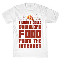 ILLEGALLY DOWNLOAD FOOD TEE