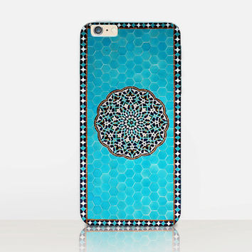 Exotic Tiles Phone Case  - iPhone 6 Case - iPhone 5 Case - iPhone 4 Case - Samsung S4 Case - iPhone 5C - Tough Case - Matte Case