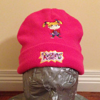 Vintage 90s Rugrats Angelica Beanie