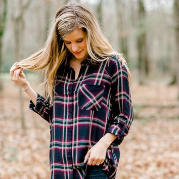 Lookout Point Plaid Shirt