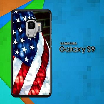 4Th Of July Flag Country E0888 Samsung Galaxy S9 Case