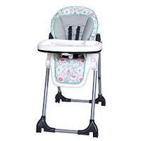 Baby Trend Tempo High Chair- Floral Pop