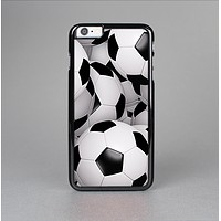 The Soccer Ball Overlay Skin-Sert for the Apple iPhone 6 Skin-Sert Case