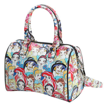 Disney Princesses Pebble Barrel Bag