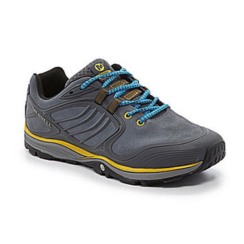 Merrell Men's Verterra Speed Hiking Shoes - Castle Rock/Yellow