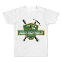 Unreachable T-Shirts by albert12001