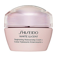 Shiseido White Lucent Brightening Moisturizing Cream (1.7 oz)