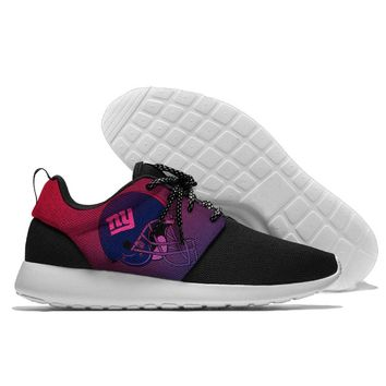Runing men and women Giants  light weight  Walking Shoes summer Confortable New York shoes
