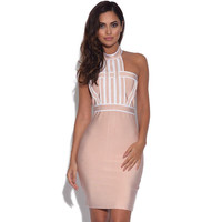 Erika Bandage Dress