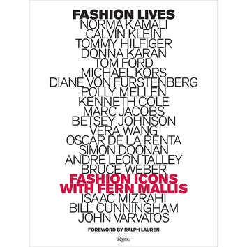Fashion Lives, Non-Fiction Books