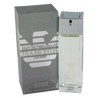 Armani Diamonds by Emporio Armani, 2.5 oz Eau De Toilette Spray for Men