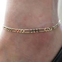 Sexy Jewelry Ladies New Arrival Cute Shiny Gift Summer Hot Sale Stylish Lock Chain Anklet [6768764615]