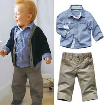 Kids Boys Girls Baby Clothing Products For Children = 4446214084