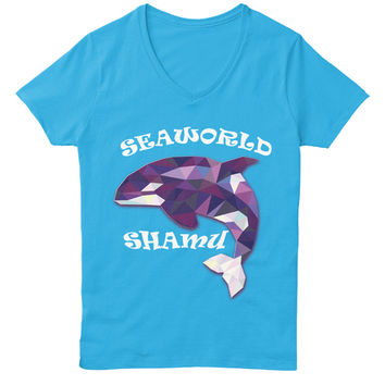Limited Edition! Seaworld Shamu Shirts