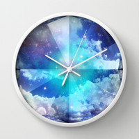 Always Daydream Wall Clock by DuckyB (Brandi)