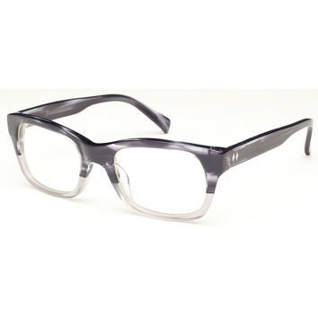 TRES NOIR CLEAR 101'ER IN GRAY SMOKE/ SMOKE LENS
