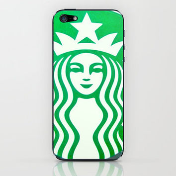 STARBUCKS iPhone & iPod Skin by Marco ☁ Gasperi