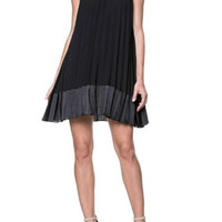 Dance to the Pleat Dress