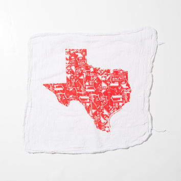 Lonestar Towel