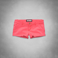 a&f low rise classic shorts