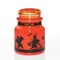 Yankee Candle Halloween Medium Classic Jar - Candy Corn