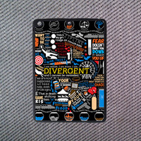 Divergent For iPad 3 Case,iPad Air Case,iPad Mini Case,iPad Mini 2 Case,iPad 2 Case,iPad 4 Case,Google Nexus 7 Case,Kindle Fire Case.